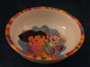 A Dora bowl