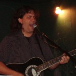 With Brad Mock at the Green Mesquite - June 2007