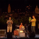 With The Greatest American Heroes at the Austin City Limits stage - November 2007