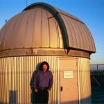Photo Shoot at the RLM Telescope at UT - Spring 2004 - Before editing