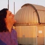 Photo Shoot at the RLM Telescope at UT - Spring 2004